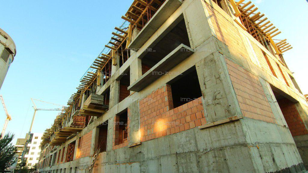 Apartament 3 camere+ terasa 24 mp, total 118 mp, Militari, 900 m de metrou Pacii