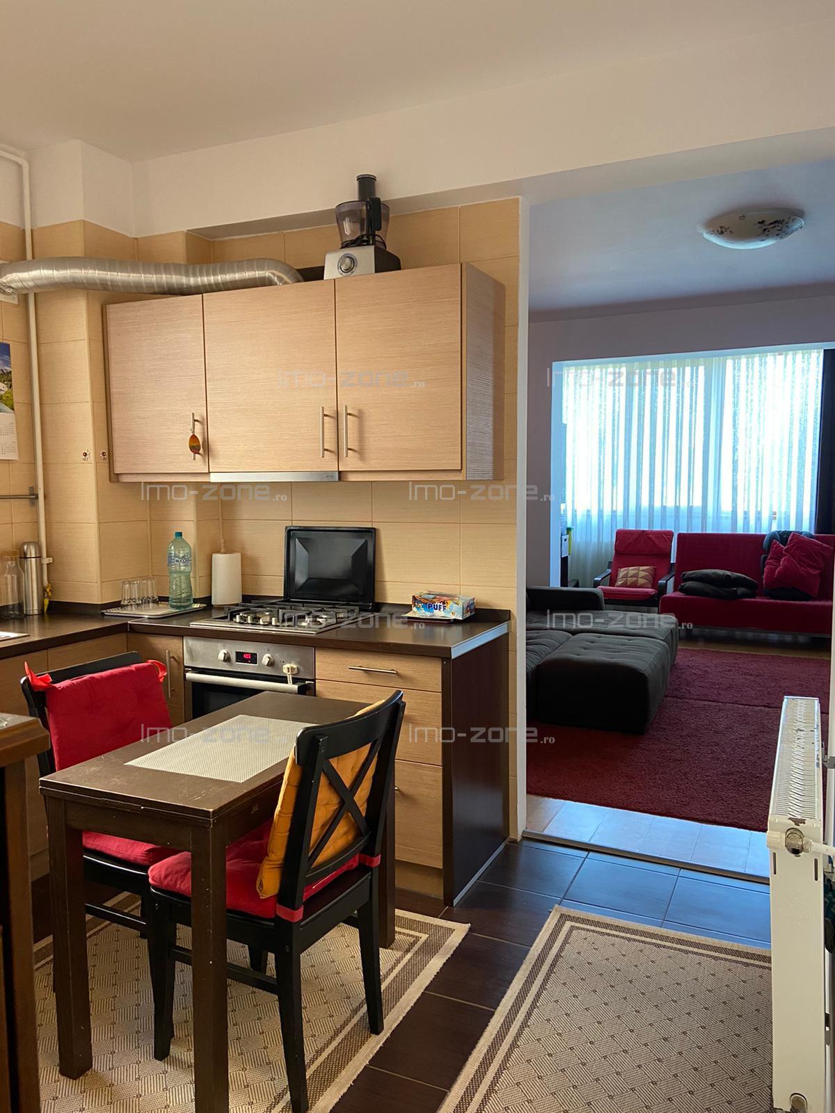 Apartament spatios - 65 mp - Drumul Valea Doftanei