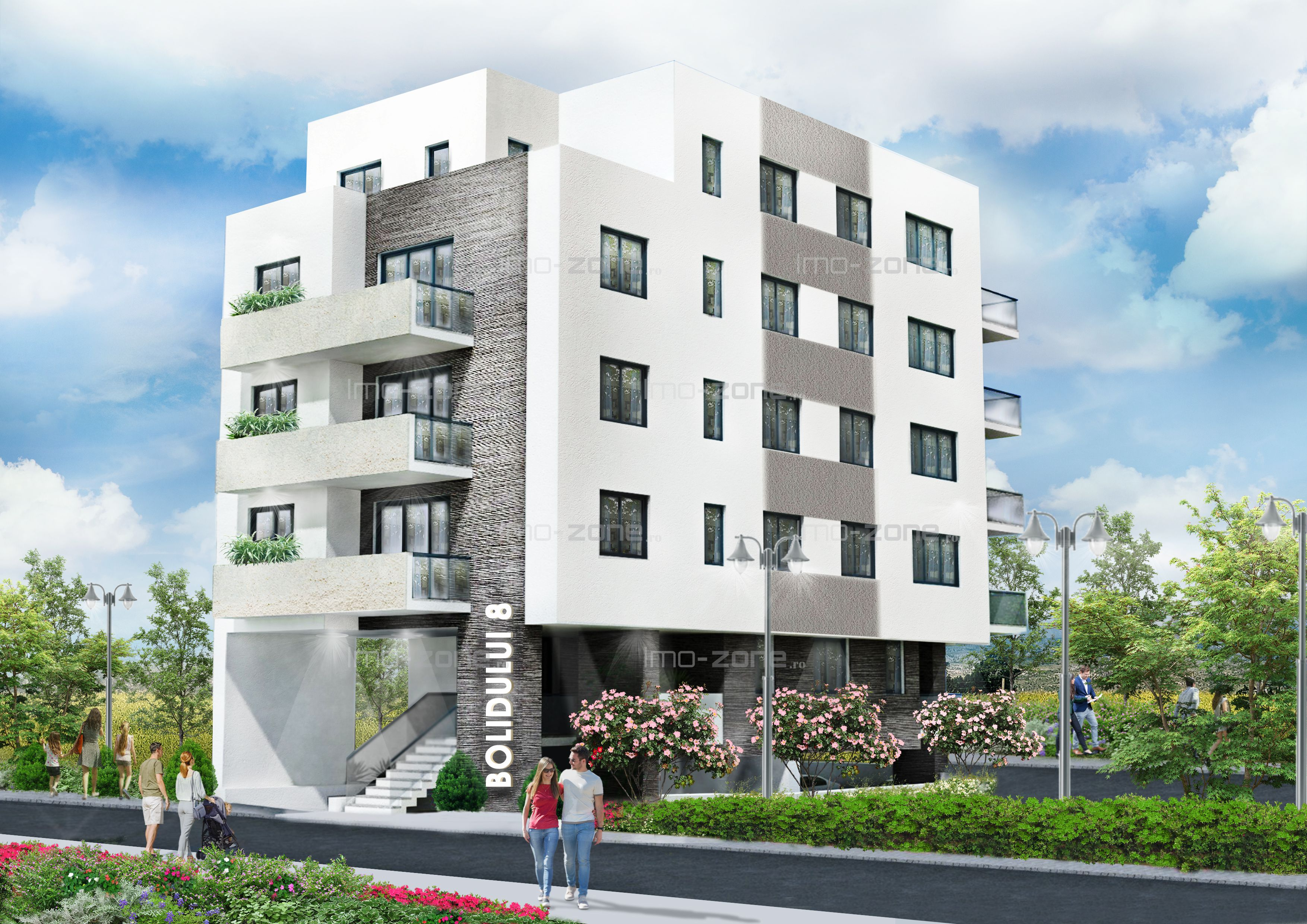 DRUMUL TABEREI- PENTHOUSE, PLAZA MALL - 3 CAMERE,  LIFT, INCALZIRE IN PARDOSEALA