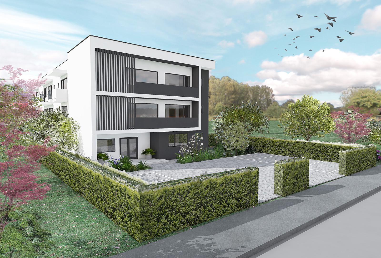 Vanzare Apartament 2 camere - CENTRAL, Costinesti