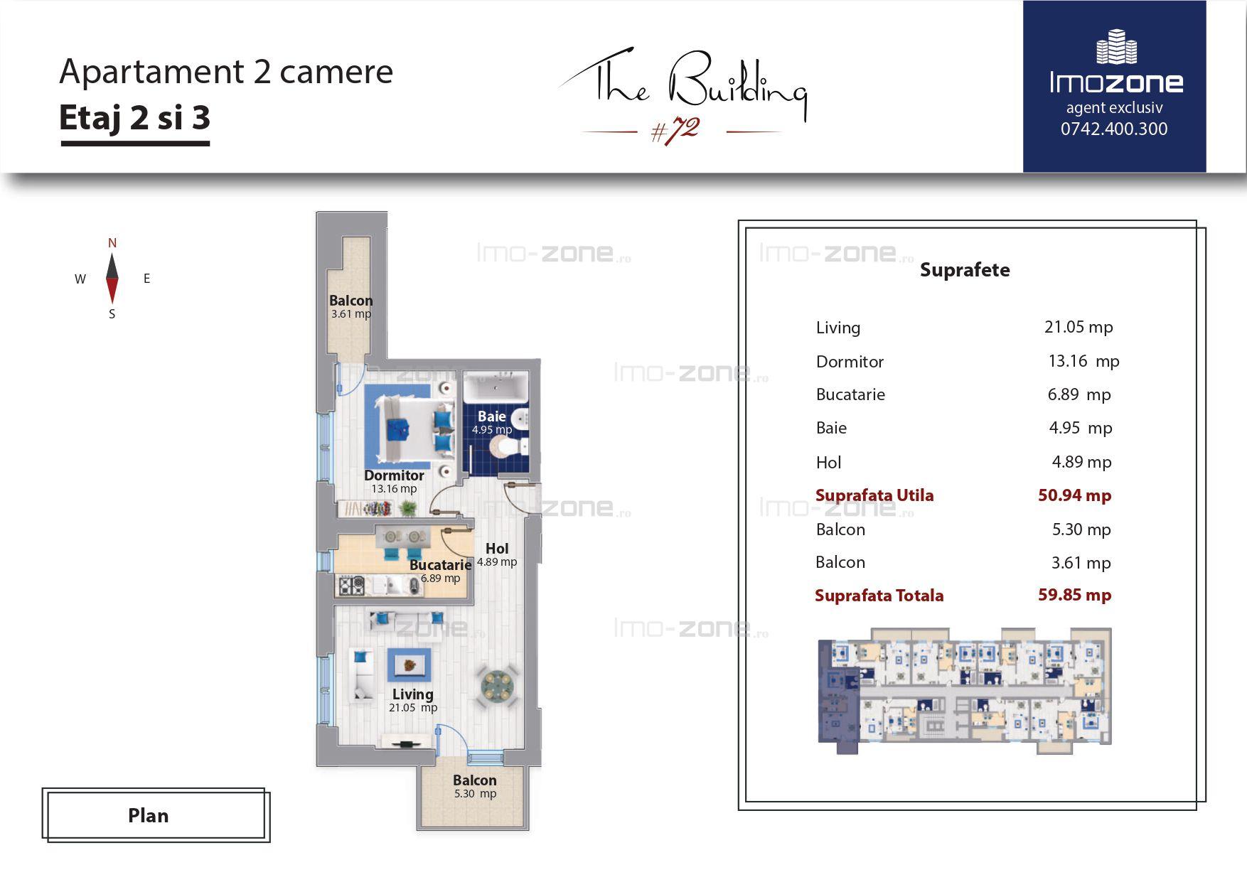 Apartament 2 camere Militari, metrou Pacii, bloc nou, 2 camere 60 mp, decomandat
