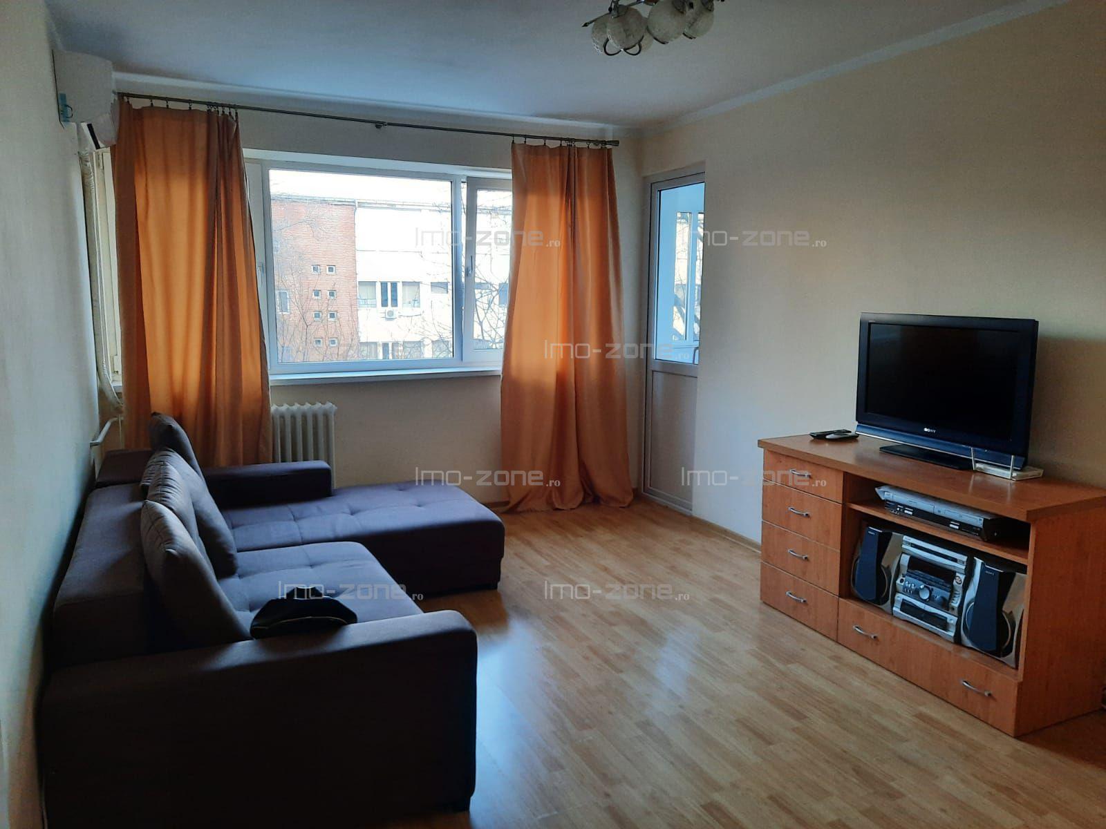 Apartament cu 2 camere, Plaza, bucatarie inchisa, MUTARE IMEDIATA