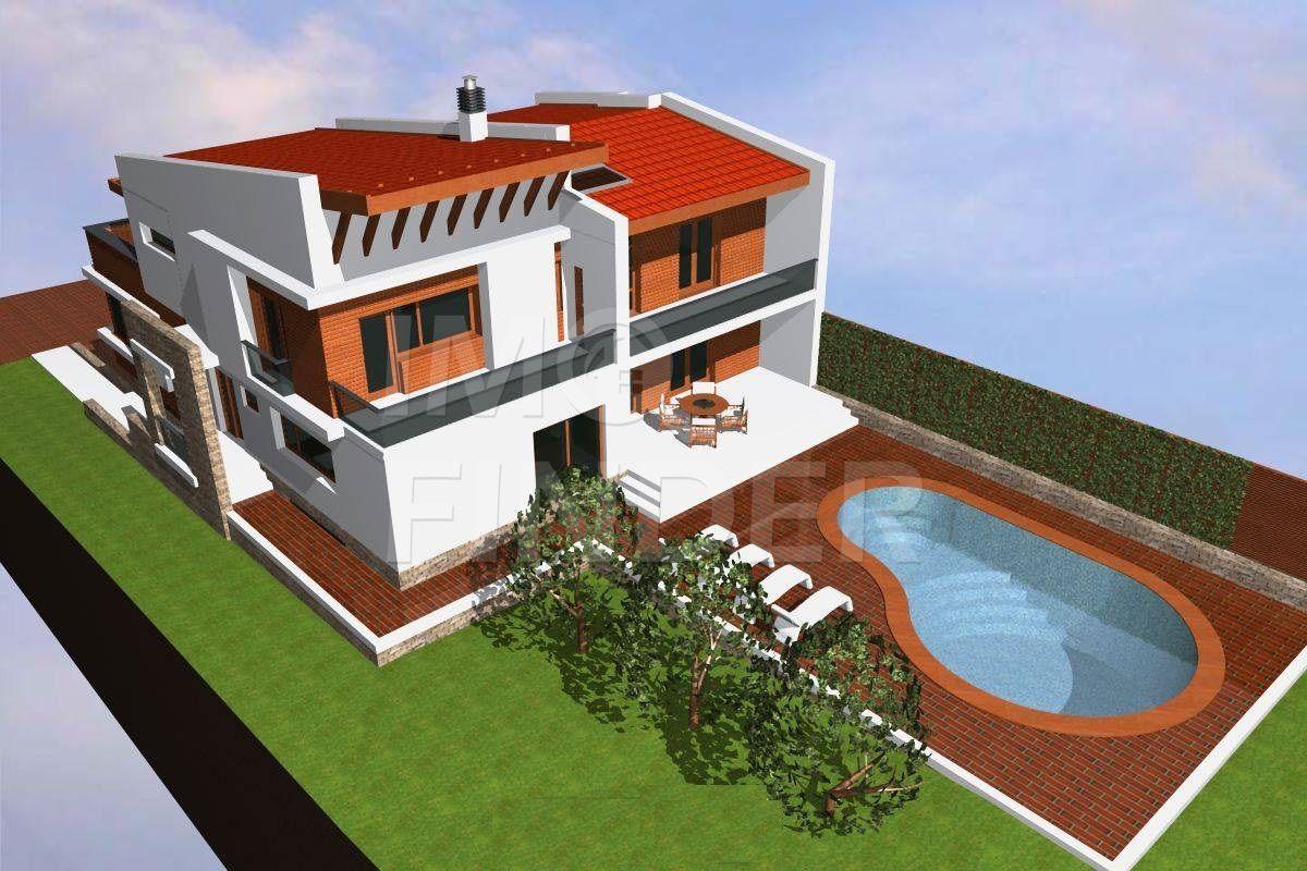 Vanzare vila, zona Hotel Stil, 450 mp utili, 1500 mp teren