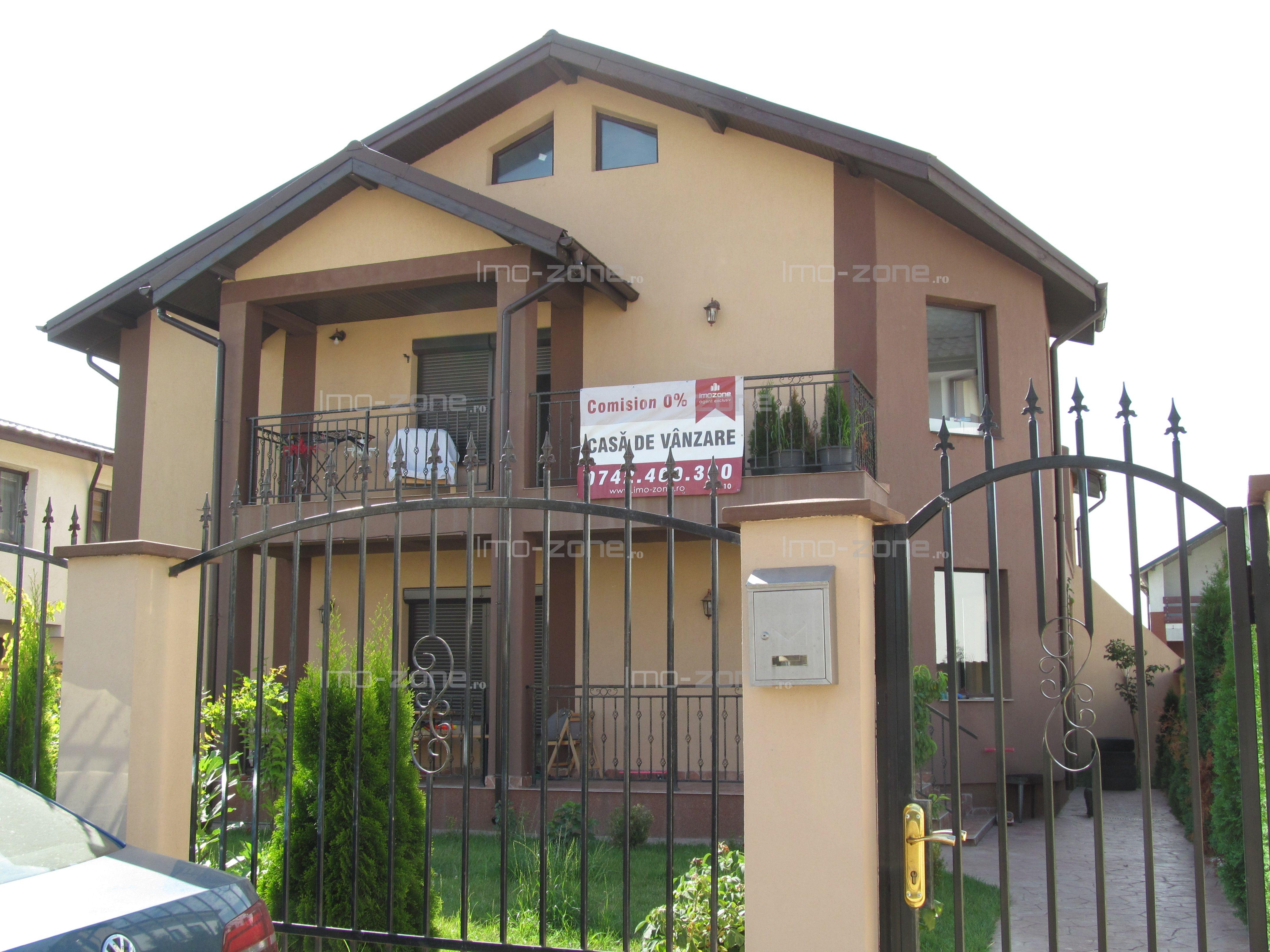 Casa duplex, Prel. Ghencea - Margelelor, teren 310 mp, 5 camere, RATB