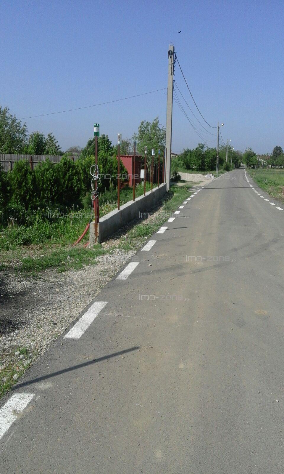 Teren 10,000mp A1 Bucuresti - Pitesti, km 20, Ulmi, zona Bolintin