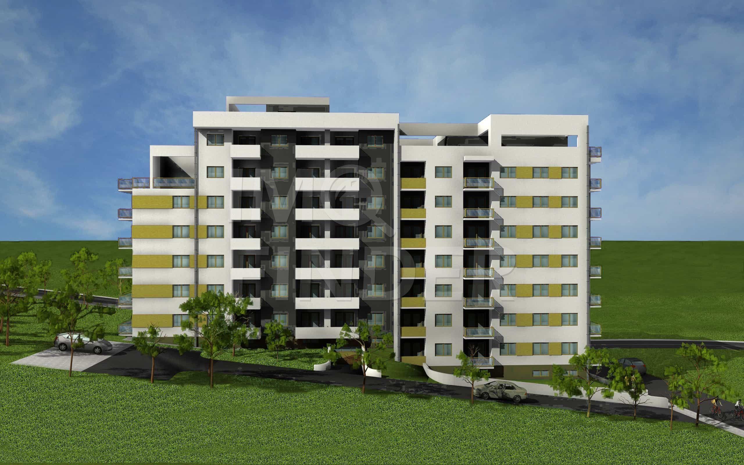 Vanzare apartament 3 camere Calea Baciului, 95 mp