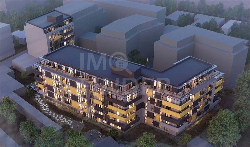 Vanzare apartament 3 camere intr-un nou proiect, zona Centrala