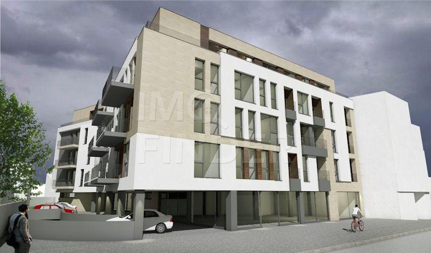 Vanzare spatiu comercial, proiect nou, zona Centrala a Clujului