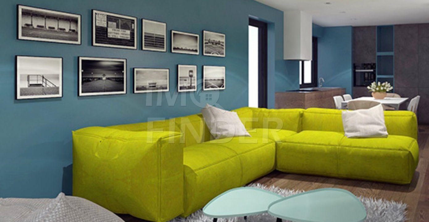 Exclusivitate! Apartament 2 camere,Gheorgheni, 61 mp + 14 mp terasa