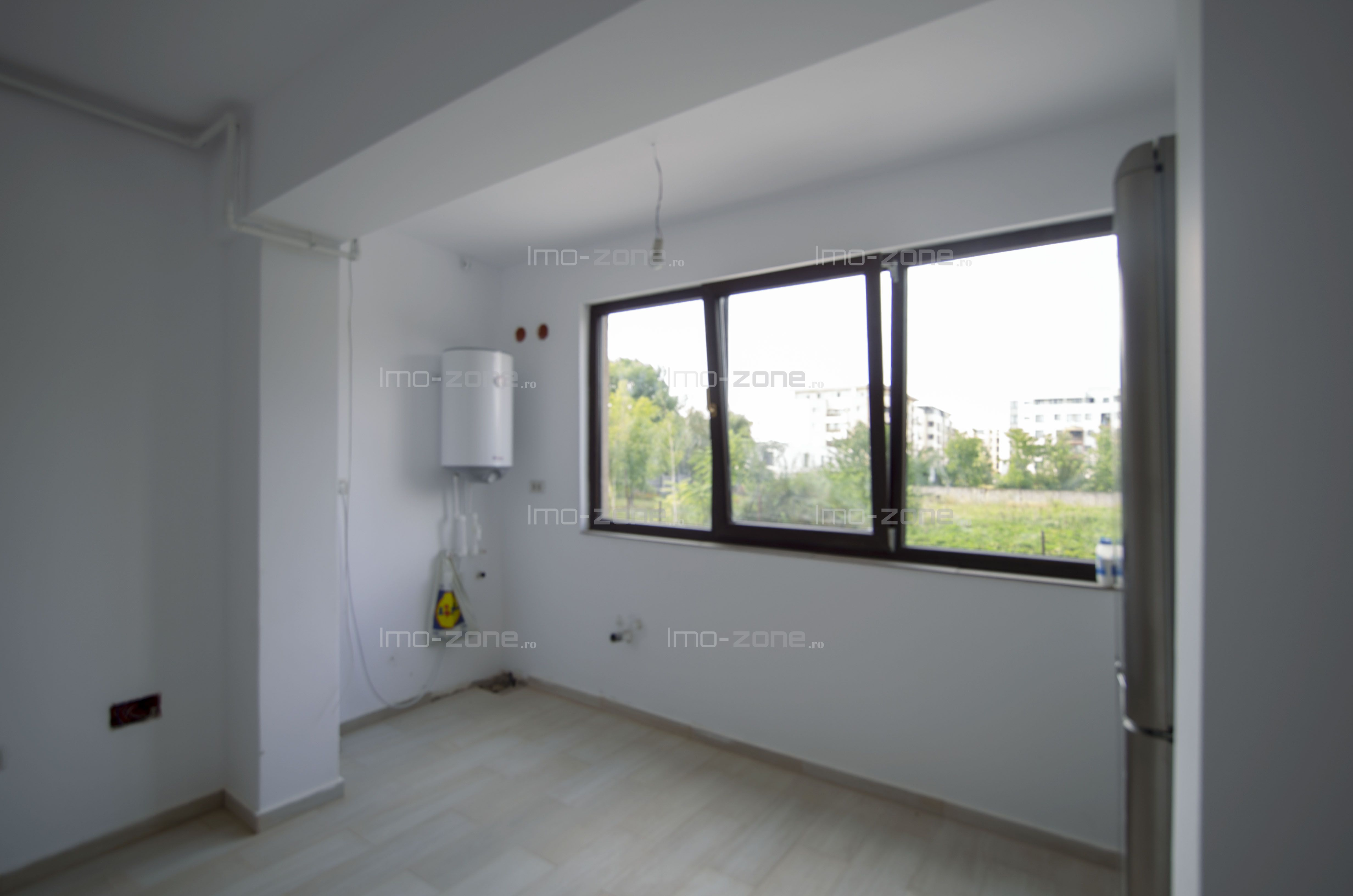 COMISION 0%, apartament 3 CAMERE in bloc FINALIZAT - finisat COMPLET.