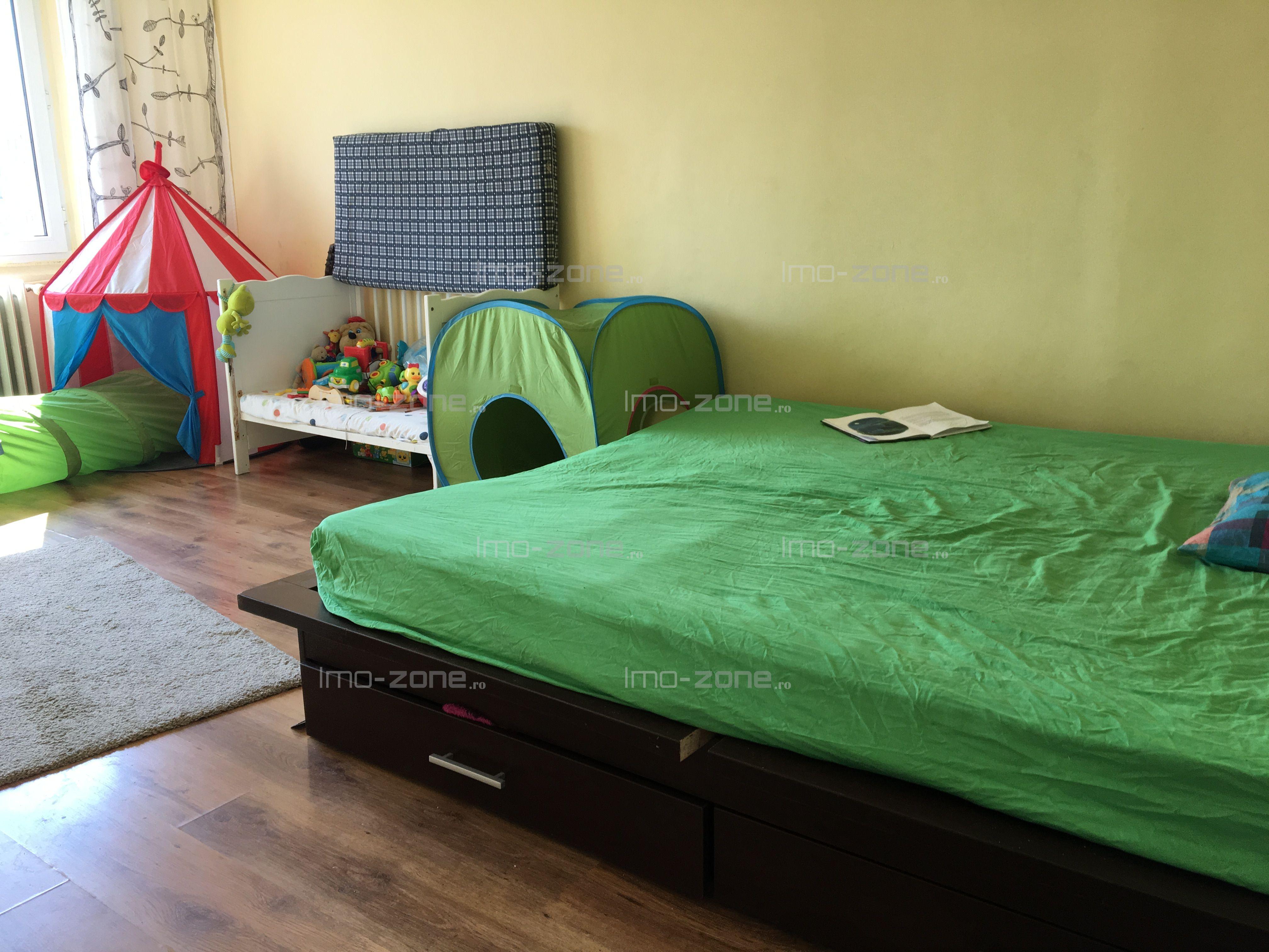 Apartament cu 3 camere Drumul Taberei- Ghencea bloc reabilitat
