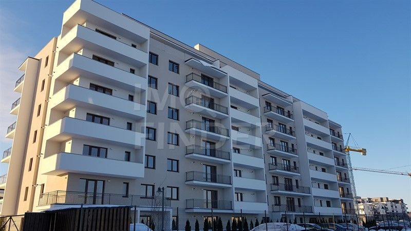 Vanzare apartament cu 3 camere, bloc nou zona  Europa