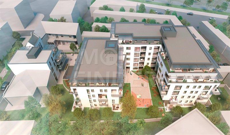 Apartament 2 camere in zona Semicentrala, imobil nou, 54 mp + terasa