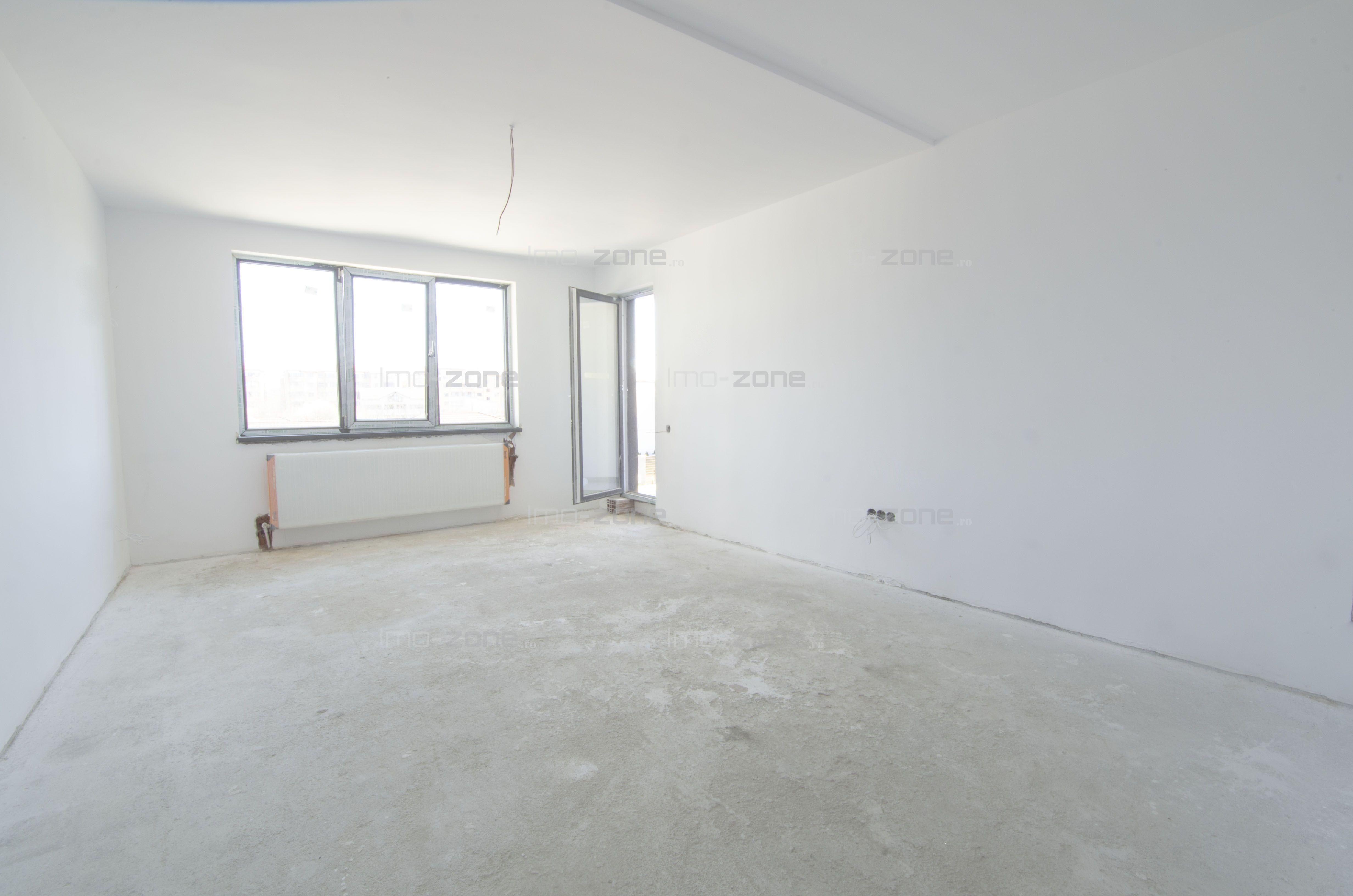 2 CAMERE spatios, 59 mp cu terasa de 6.5 mp, VAV PARC, FINISAT, etaj 1