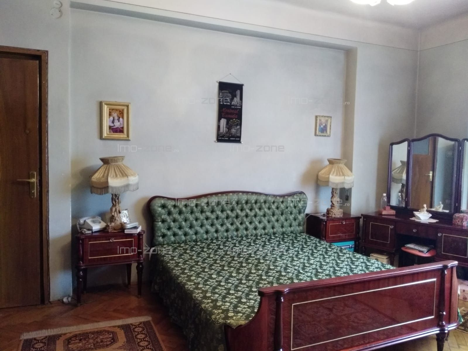Kogalniceanu, 3 camere cu 2 balcoane, 90 mp, IDEAL INVESTITIE