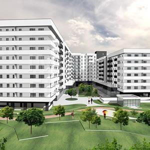 Vanzare apartament 1 camera Marasti, imobil nou