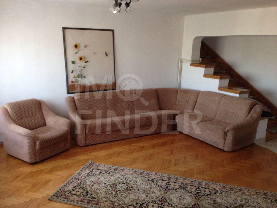 Inchiriere apartament cu 3 camere Gheorgheni, 110 mp