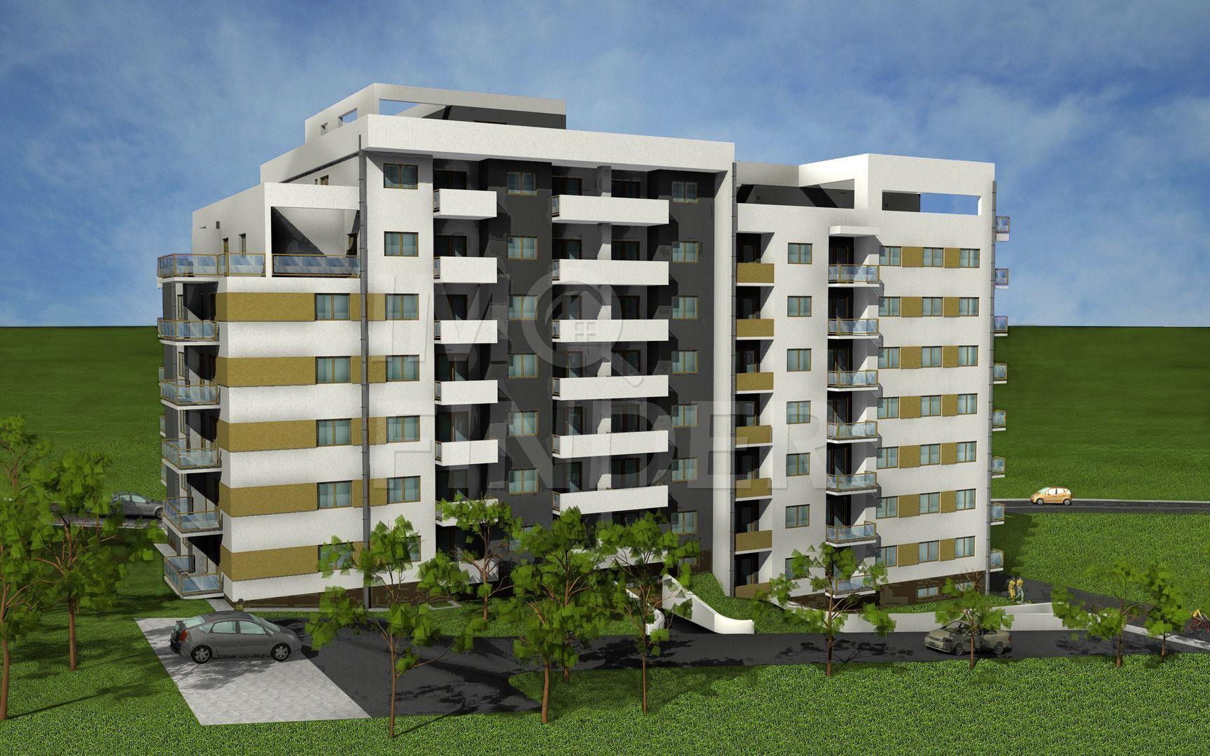 Vanzare apartament cu 2 camere Calea Baciului