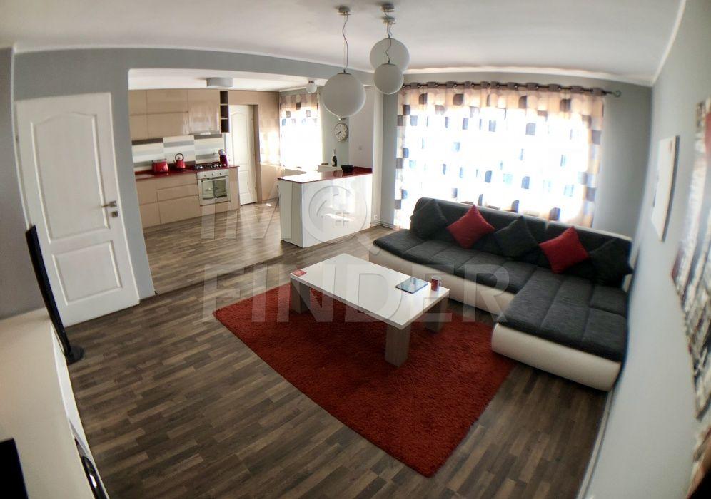 Vanzare apartament 4 camere, finisat modern,  zona Marasti