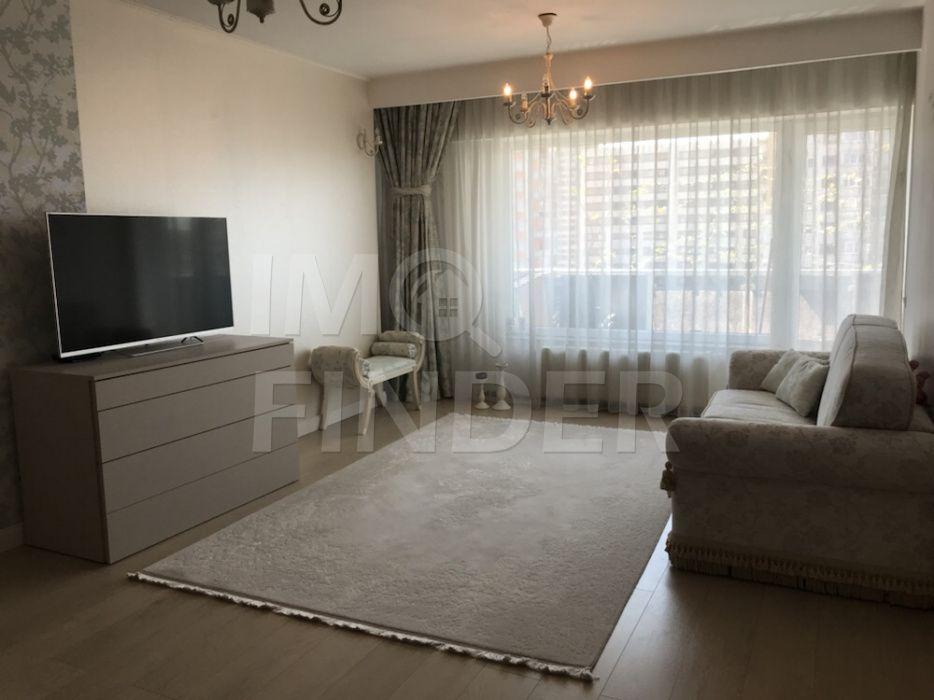 Vanzare apartament lux 3 camere, imobil nou, la cheie, C. Dorobantilor