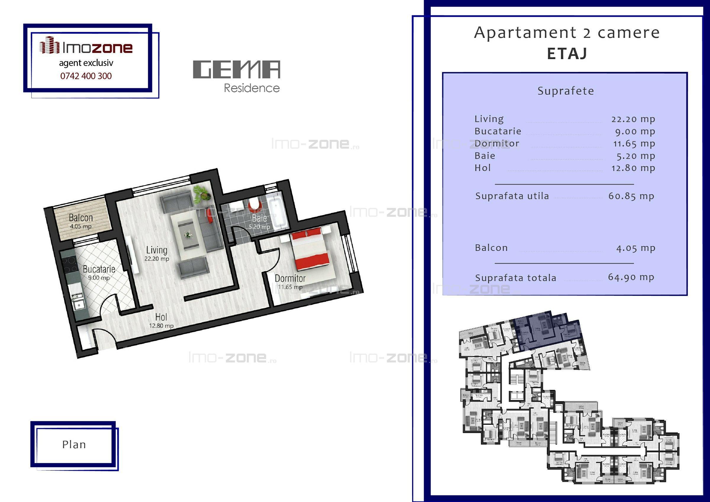 65 mp, 2 camere, localizat langa metrou, MILITARI - PACII, etajul 4