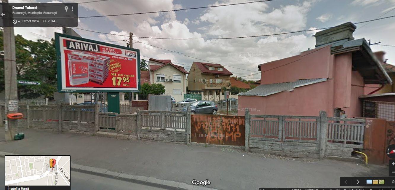 TEREN EXCLUSIVIST  PRETABIL PENTRU INVESTIE LANGA PALATUL COTROCENI