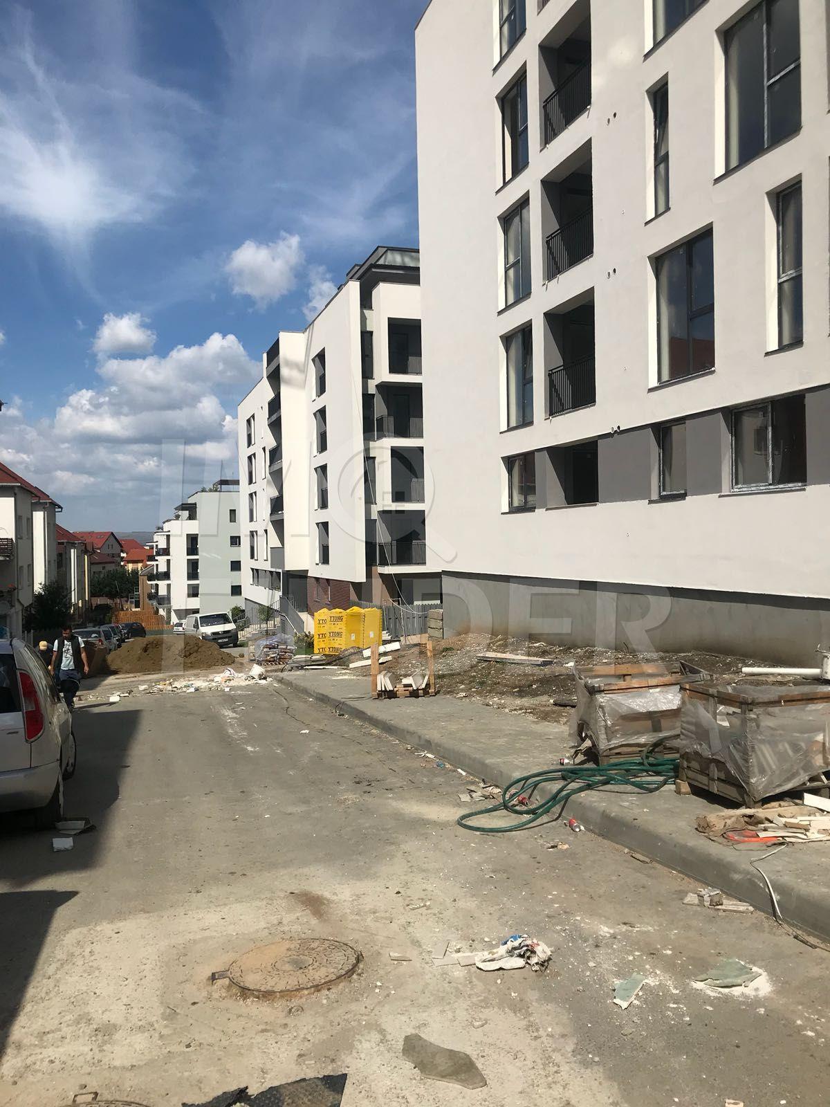 Apartament 2 camere, bloc nou,  zona Buna Ziua