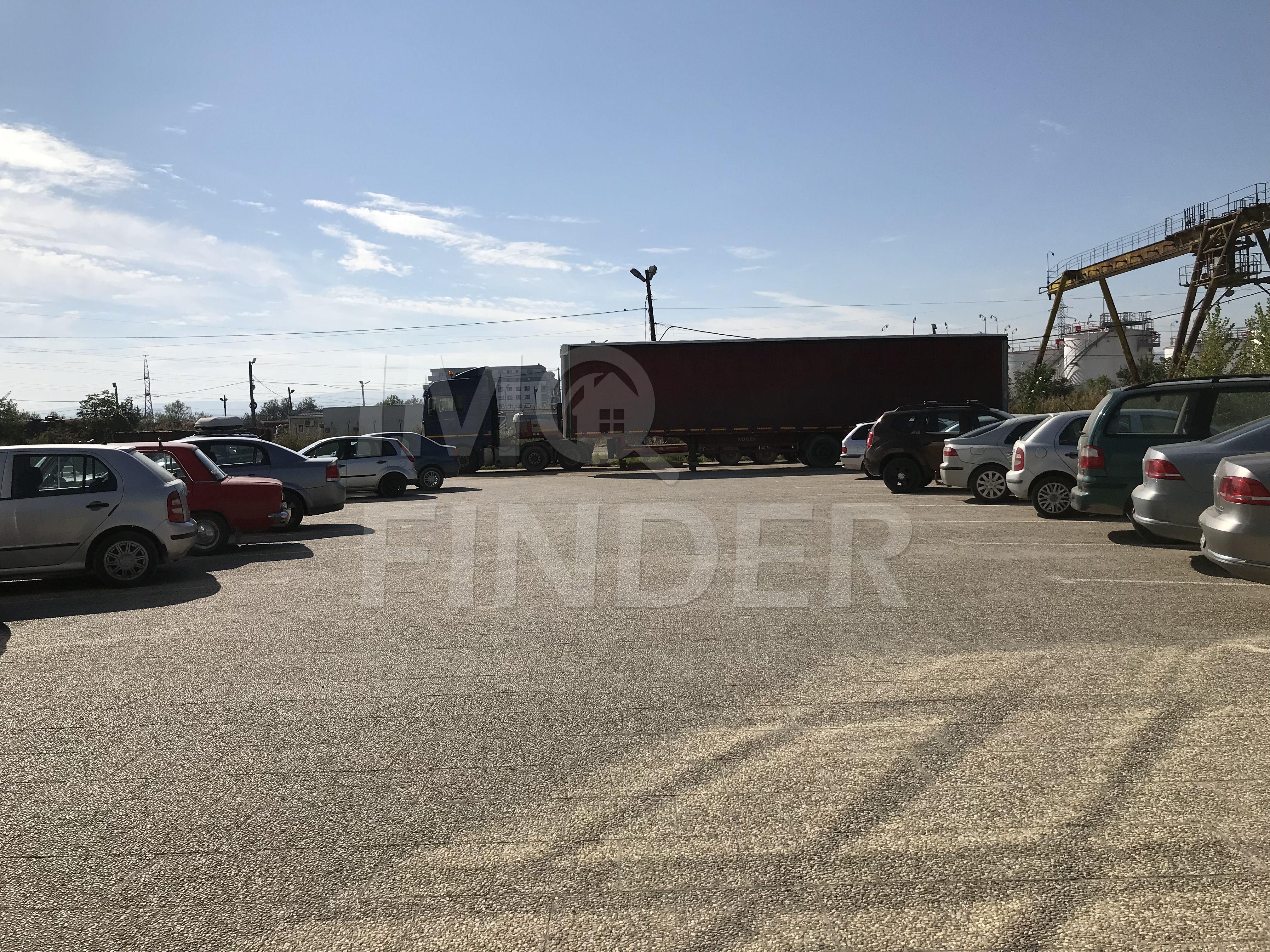 Vanzare teren, hala industrială, birouri, Cluj Napoca