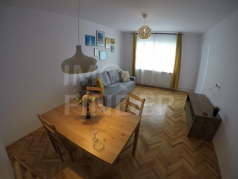 Inchiriere 3 camere Gheorgheni, zona Interservisan, totul renovat