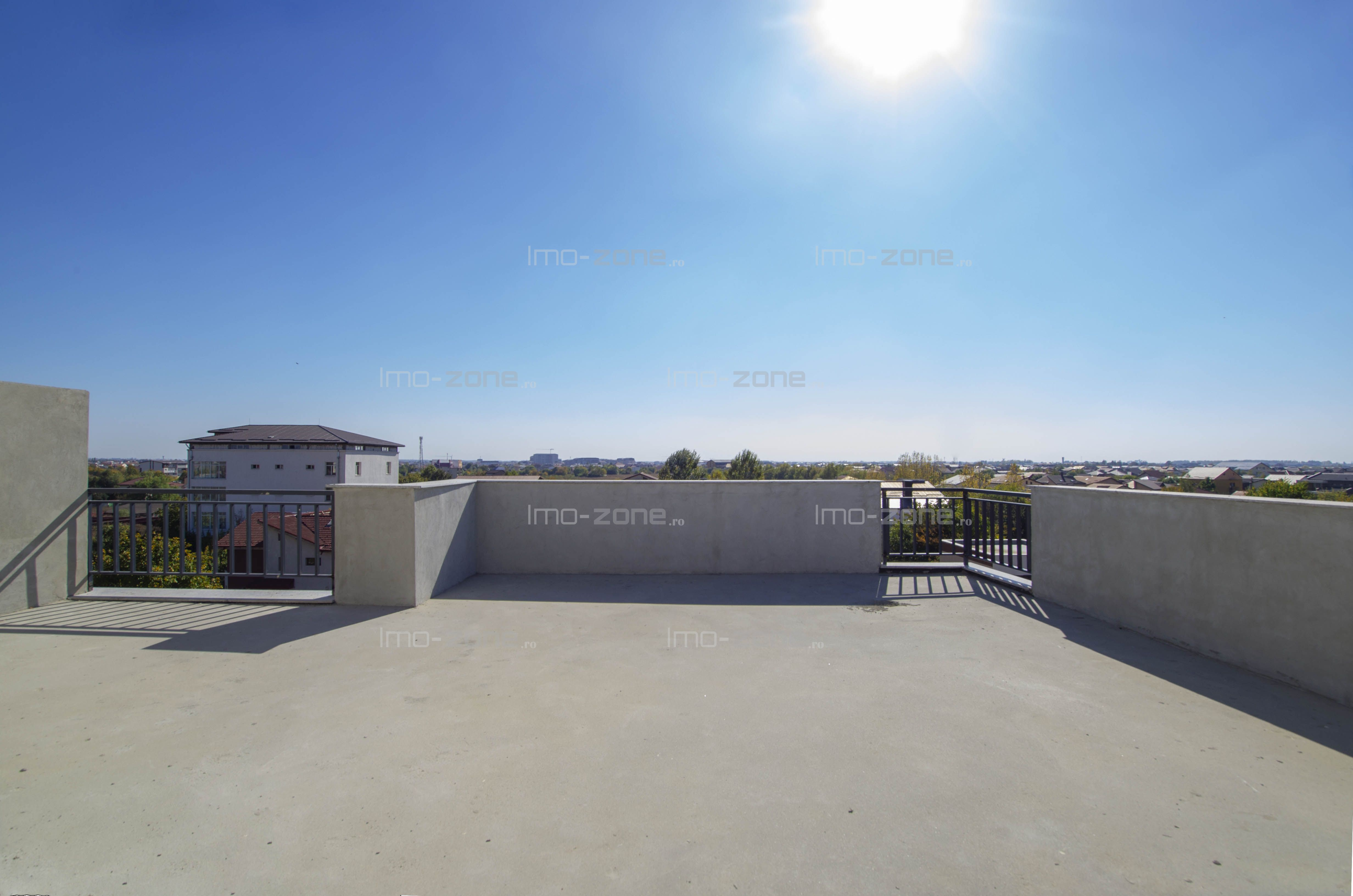 Apartament 3 CAM + TERASA 42.50 mp, Parcare+Boxa incluse - COMISION 0%