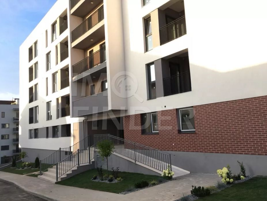 Vanzare apartament 3 camere Buna Ziua, imobil nou