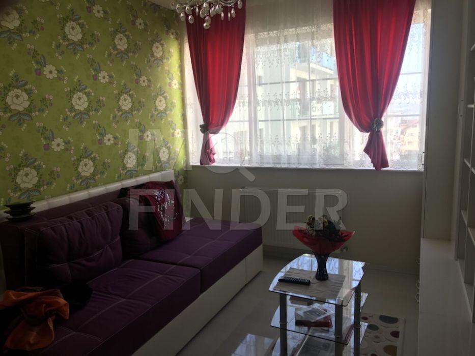 Vanzare apartament 2 camere, finisat, Buna Ziua, zona Grand Hotel