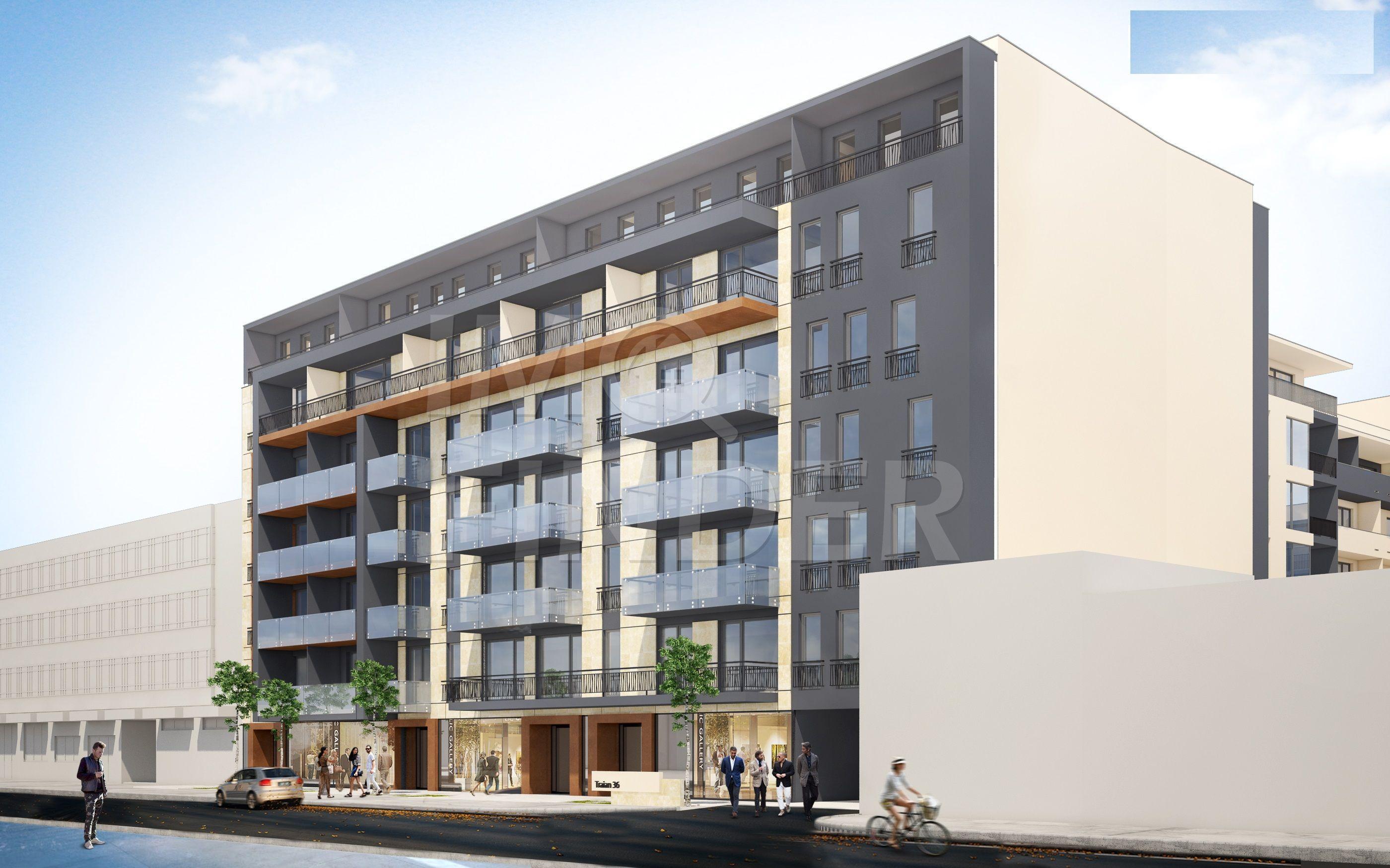 Apartament cu 3 camere de vânzare în zona Central, imobil nou