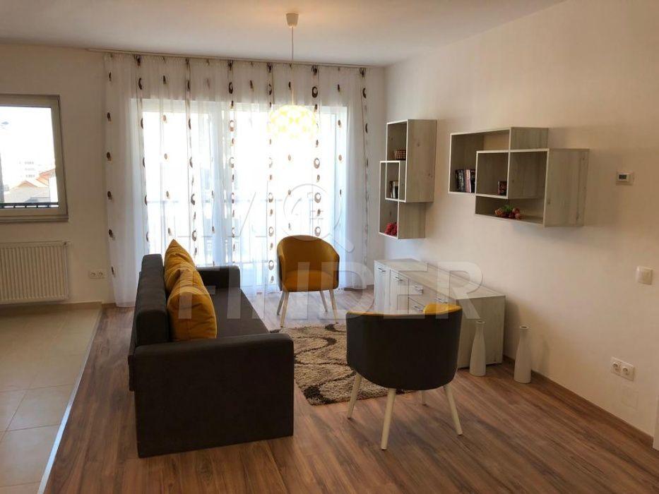 Inchiriere apartament 2 camere Buna Ziua, garaj inclus