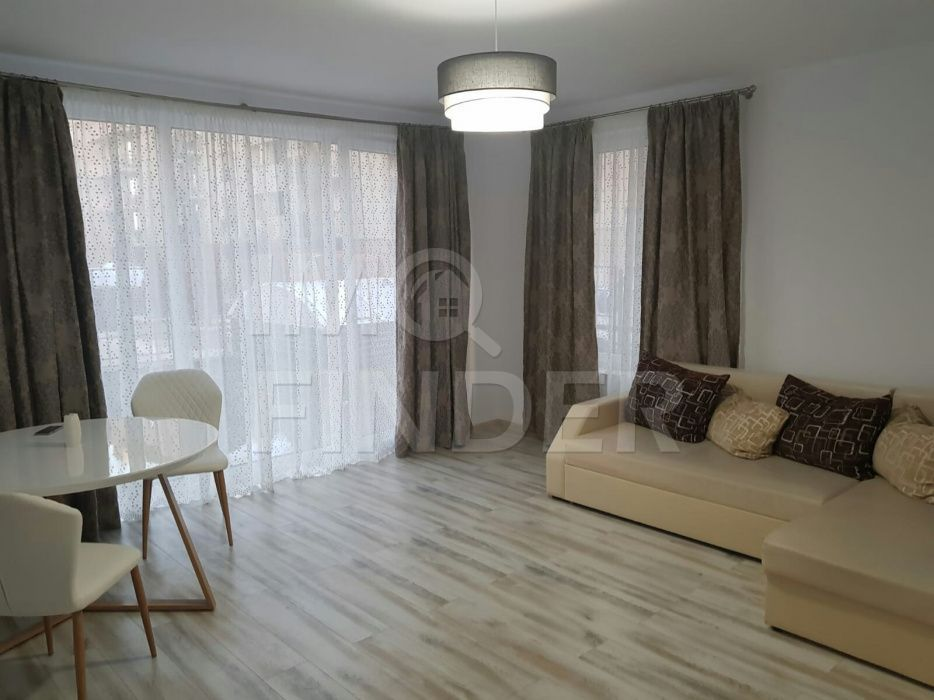 Inchiriere apartament 2 camere Andrei Muresanu, terasa 65 mp, parcare