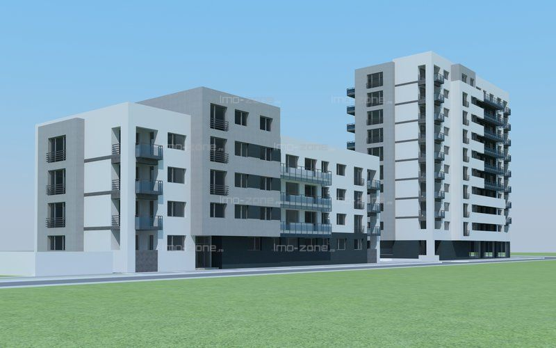 Apartament 2 camere, 59 mp, decomandat, comis 0%, Miltari