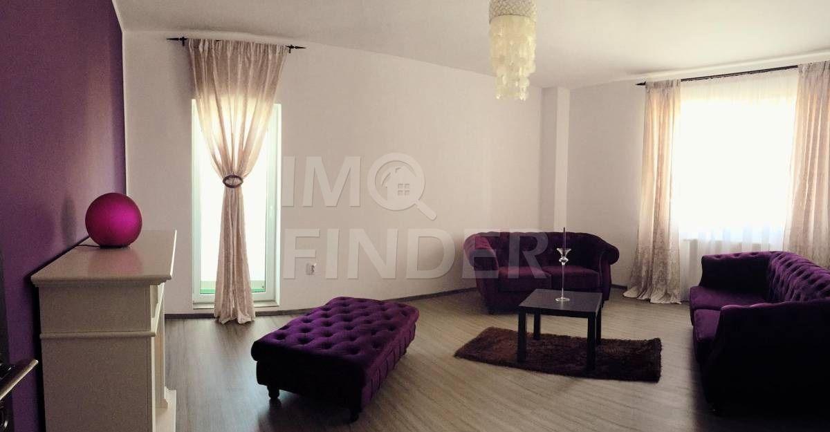 Inchiriere apartament 2 camere ultrafinisat zona Sigma