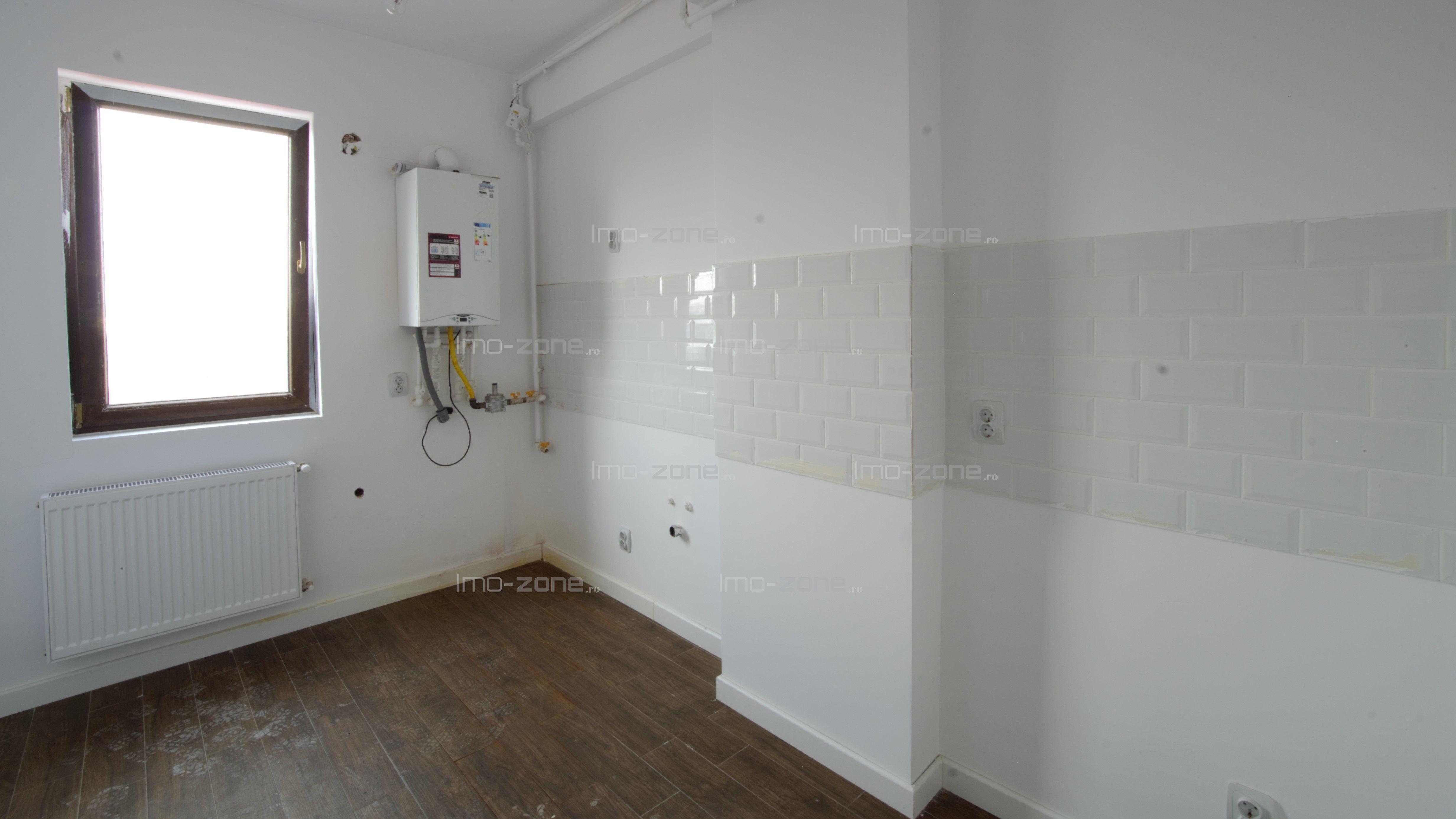 2 camere, decomandat, ETAJUL 1/4, BLOC FINALIZAT, centrala proprie.