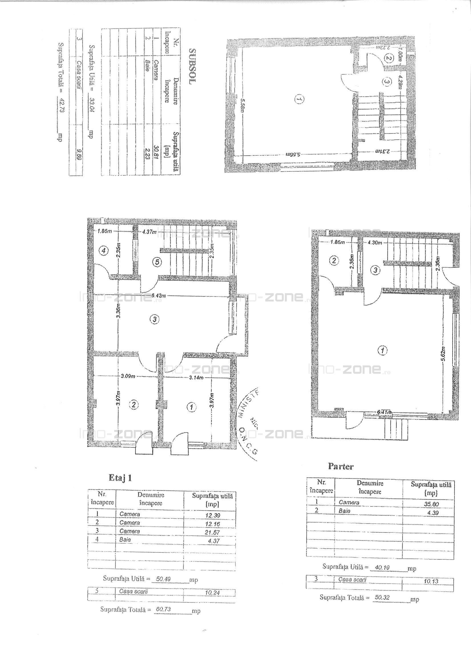 Casă / Vilă 9 camere Militari VIRTUTII