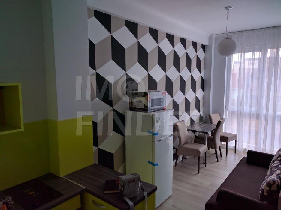 Inchiriere apartament cu 2 camera Marasti, imobil nou