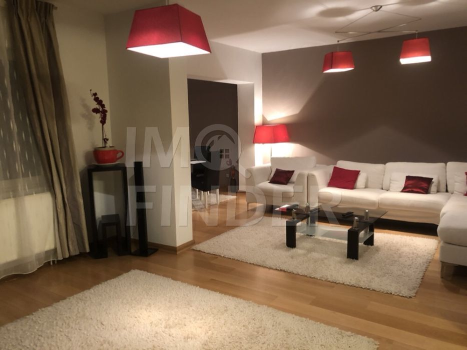 Apartament de lux, 3 camere, 140 mp Gheorgheni, zona de case