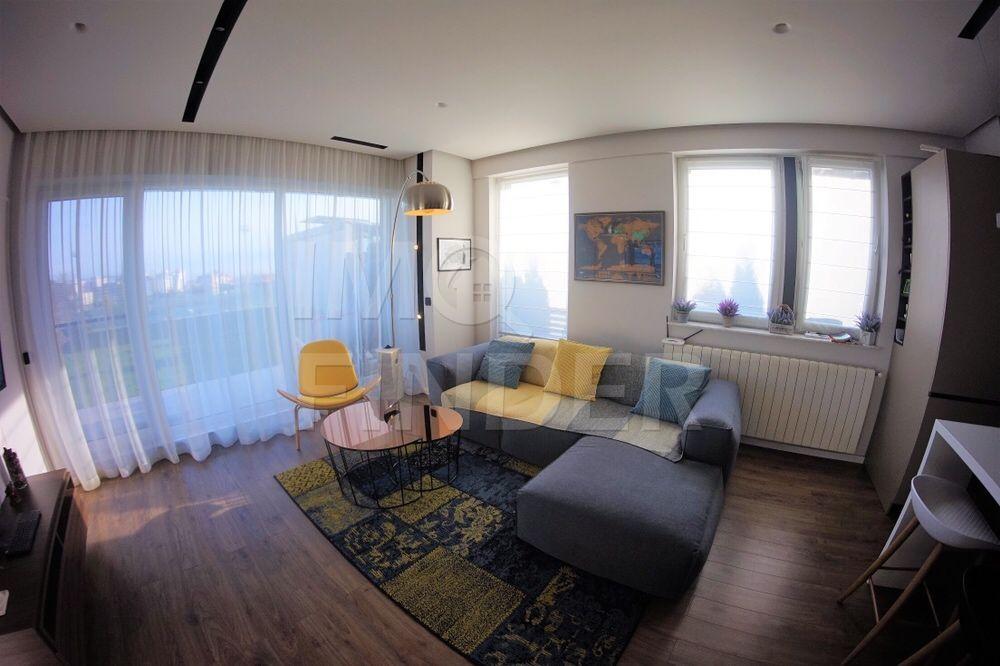 Vanzare apartament 2 camere  Gheorgheni imobil nou,  120 mp gradina