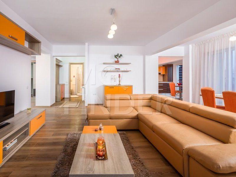 Inchiriere penthouse de lux 4 camere Bonjour Residence, Buna Ziua