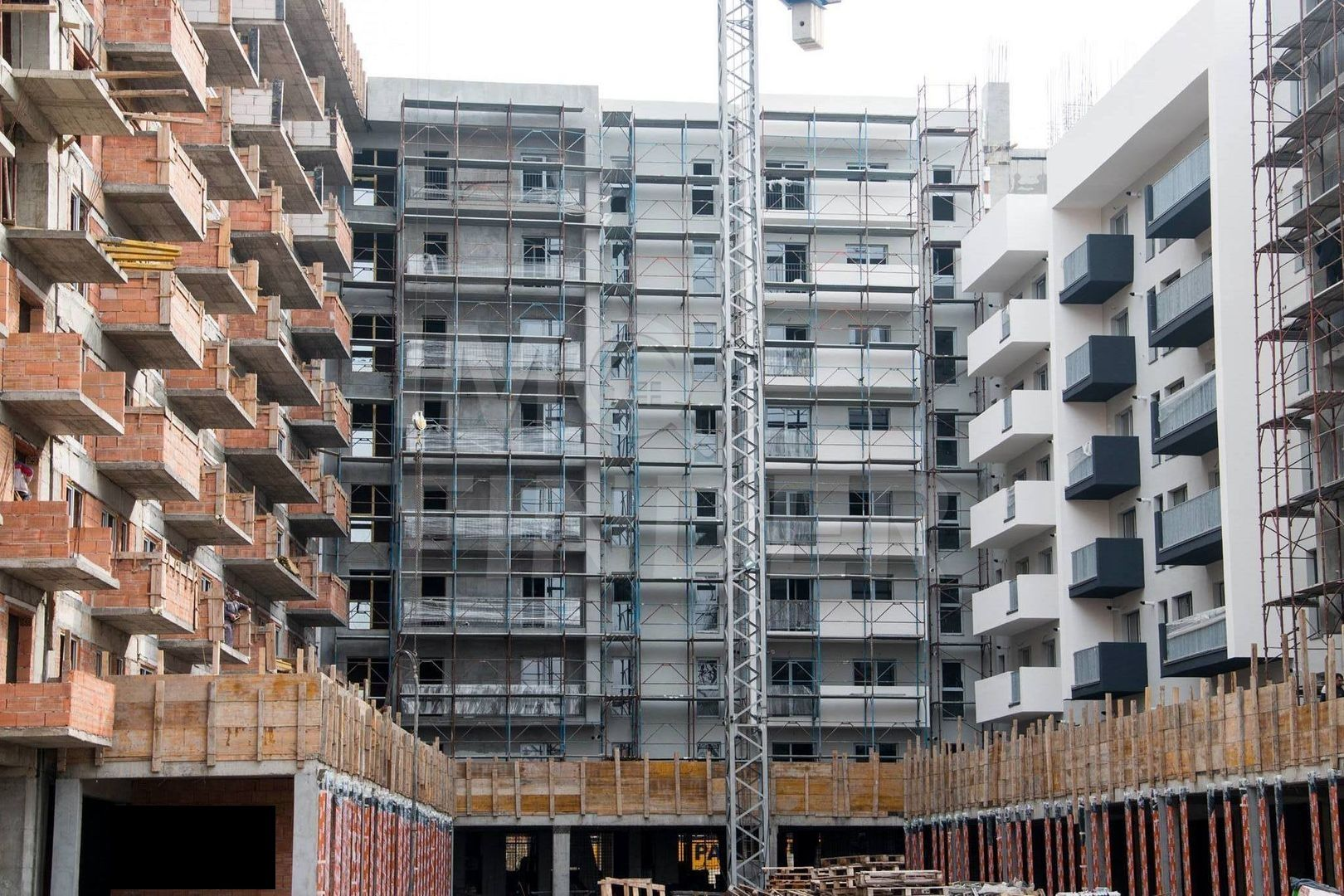 Vanzare 2 camere  Marasti, imobil nou, 56 mp + balcon