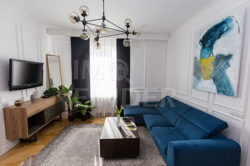 Inchiriere apartament 3 camere, zona Casei de Cultura