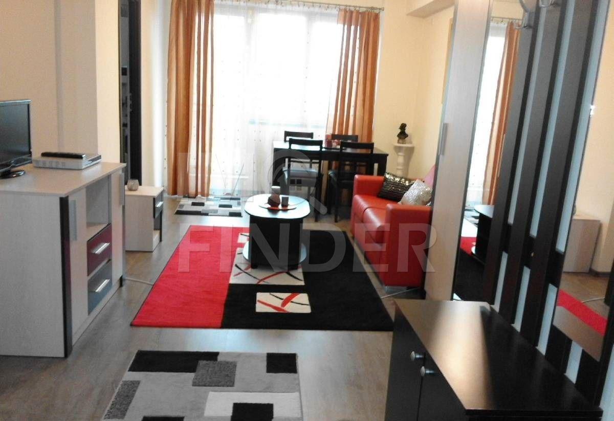 Inchiriere apartament 1 camere cu nisa de dormit Marasti, Iulius Mall