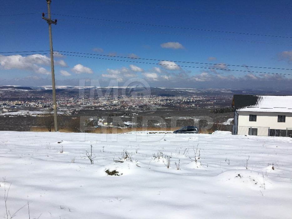 Vanzare teren 1000 mp, Feleac