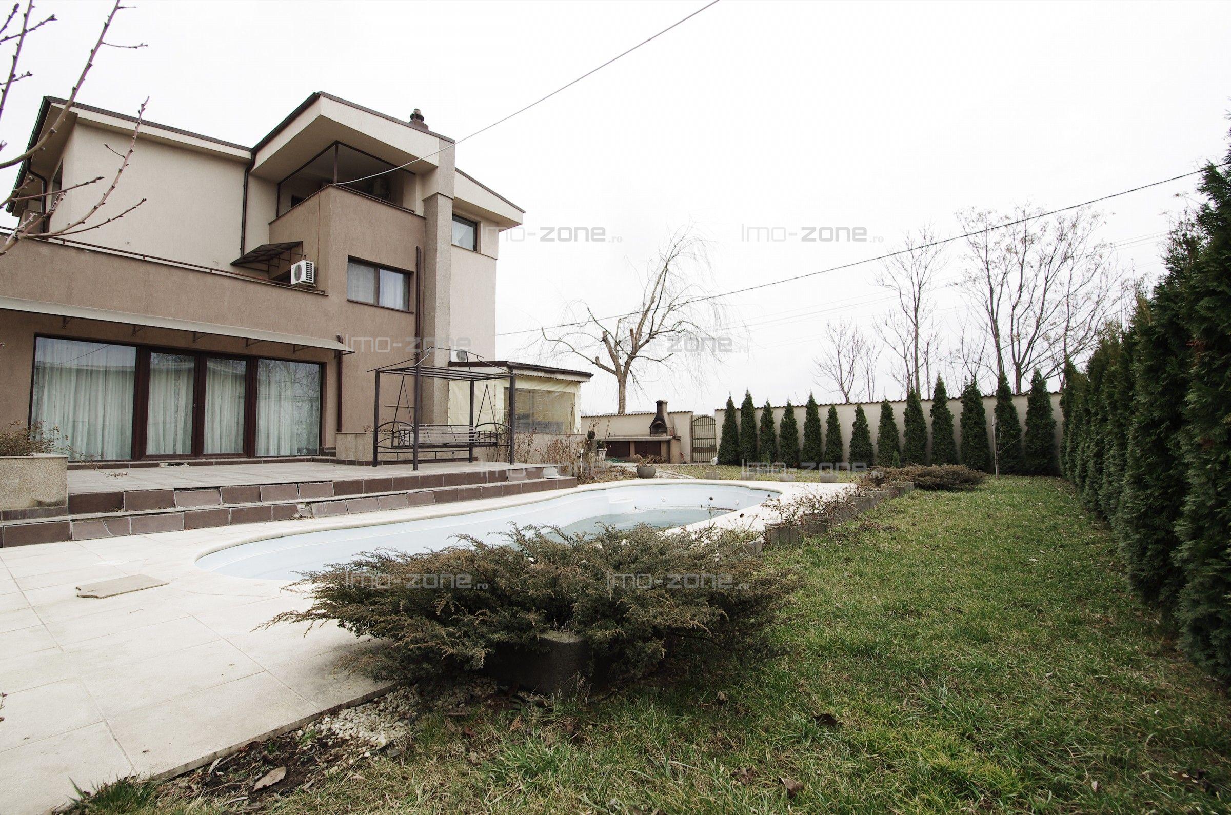 Casa individuala Drumul Taberei - Dantelei, teren 1535 mp, 320mp utili
