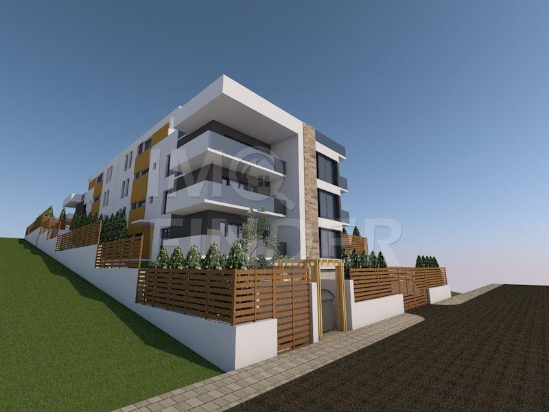 Vanzare penthouse, 117 mp, 50 mp terasa, proiect nou, Grigorescu
