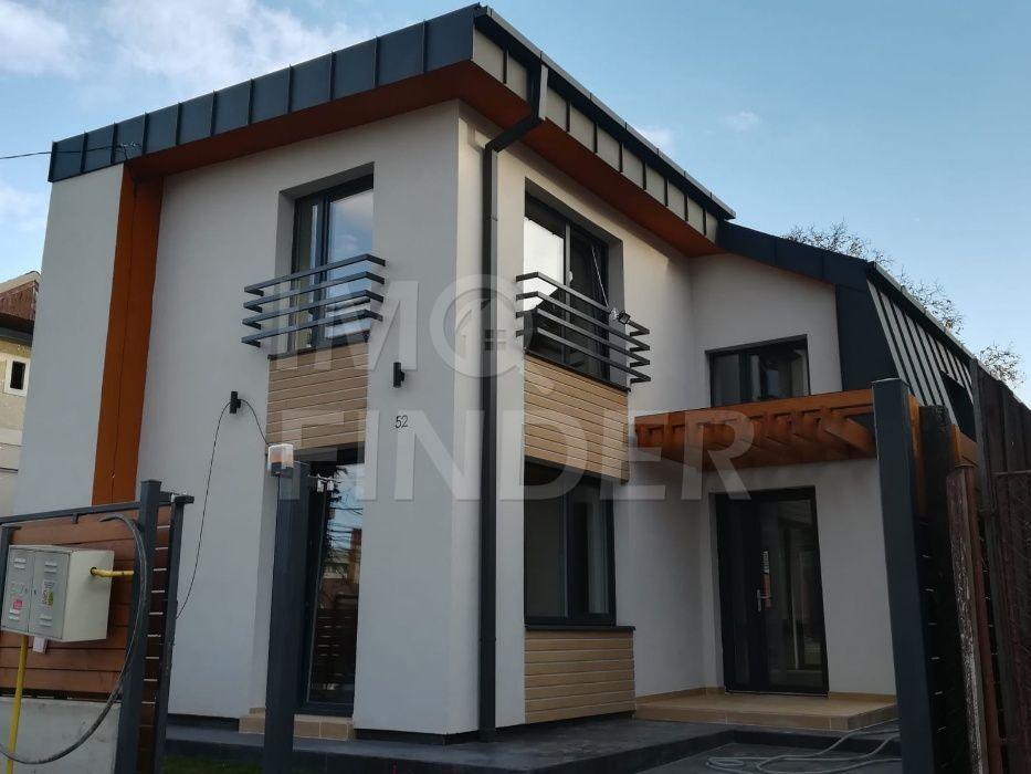 Vanzare casa Gheorgheni, Cipariu, constructie noua, singur in curte